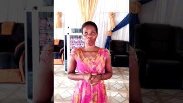 Minister Helina Eduful praise and worship