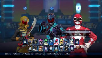 Power Rangers battle for the grid Arcade walk through completed