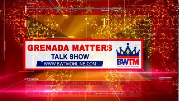Grenada Matters weekly Talk Show Intro Video