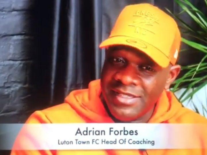 Patricia Talks #2 Luton FC Head of Coaching Adrian Forbes Trailer