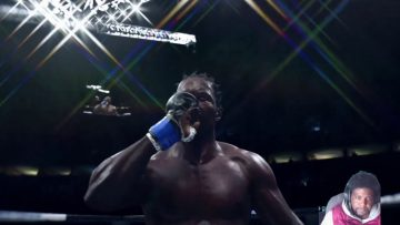UFC 4 The Rise of The One Trick Knockout contender Ingram Jones light heavyweight