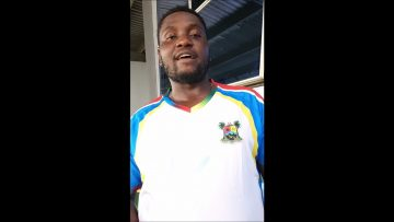 Lagos Mens Cricket Captain talks about winning GOLD at the 2021 Sports Festival