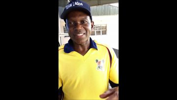 STATE CHAIRMAN KOFI SAOGE ON LAGOS SHOCK EXIT FROM NATIONAL CRICKET CHAMPIONSHIPS IN EDO