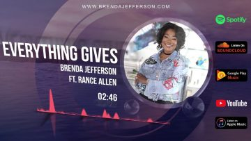 Everything Gives The Series [FULL] | Dr. Brenda Jefferson | Sunday Service 9AM EST