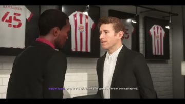 Stevenage FC Fifa21 African all stars experience #1