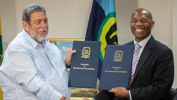 CDB provides US$5.3 million for St Vincent and the Grenadines Volcano Recovery