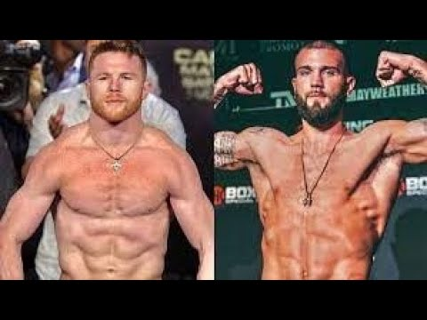 CANELO VS PLANT IS ON! SEPT 18! FOR ALL THE BELTS UNDISPUTED