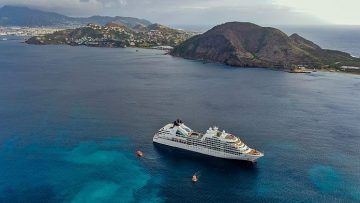 St Kitts – Nevis celebrates the reopening of cruise tourism
